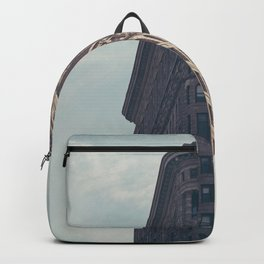 Flat Flat Iron - NYC Backpack