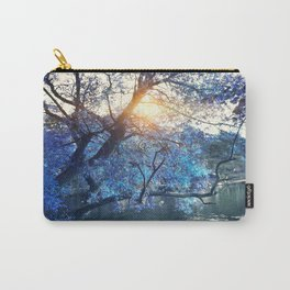 Hope in blue Carry-All Pouch