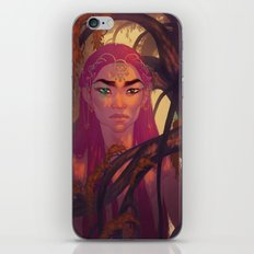 The Weeping Tree iPhone & iPod Skin