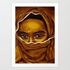 islam style2! Art Print