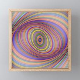 Happy Hypnosis Framed Mini Art Print