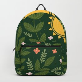 Forest & Sun Backpack