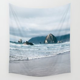 Cannon Beach VIII Wall Tapestry