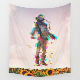 The Plain Traveller Wall Tapestry