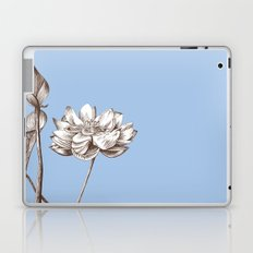Floral Collotype, c1895 (Kazumasa Ogawa) Laptop & iPad Skin