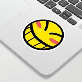 Cowboy Bebop - Hacker Smile Sticker