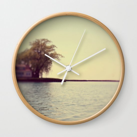 A Place In The Sun Wall Clock