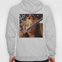 Kill Bill's Elle Driver & Botticelli's Flora Hoody