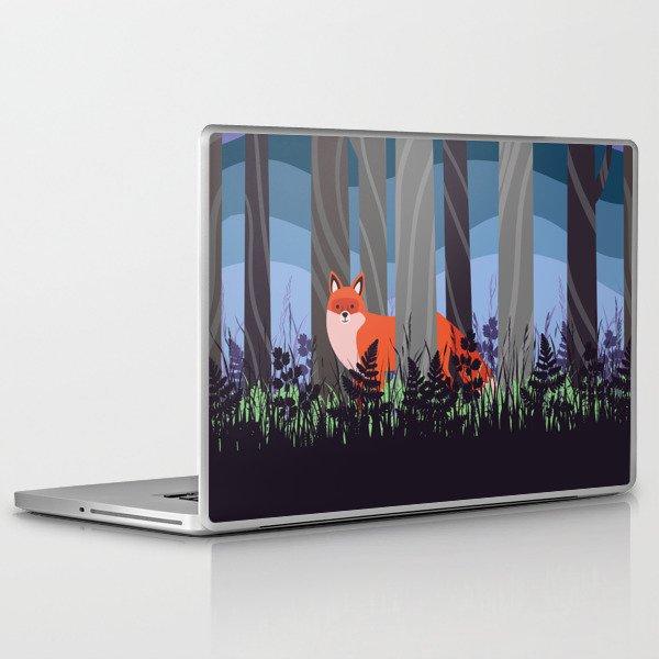 Magical Woodland (St. Norbert) Laptop & iPad Skin
