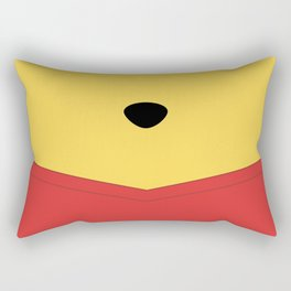Rumbly in my tummy - Pooh Rectangular Pillow