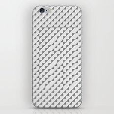 Typoptical Illusion A no.2 iPhone & iPod Skin