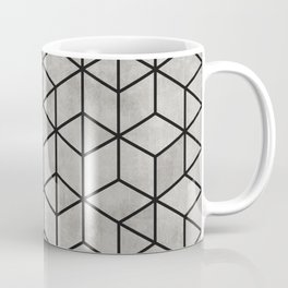 Random Concrete Cubes Coffee Mug