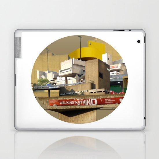 Hayward Gallery Collage Laptop & iPad Skin