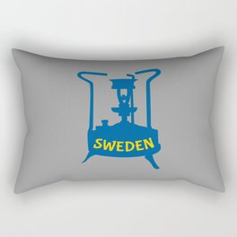 Sweden | Brass Pressure Stove Rectangular Pillow
