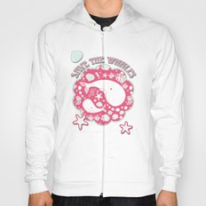 The Whales dance Hoody