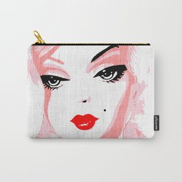 Big Hair Barbie Carry-All Pouch
