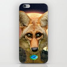 Arizona GQ Coyote iPhone & iPod Skin
