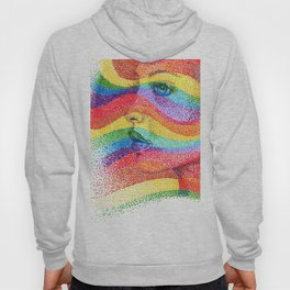 Only Rainbows After Rain Hoody