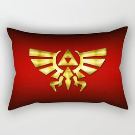 Link Zelda Rectangular Pillow