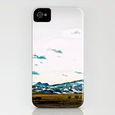 Go West iPhone (4, 4s) Slim Case