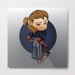 Dragon Age: Anders - I'm Scared, Hold Me? Metal Print