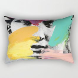 Composition 705 Rectangular Pillow