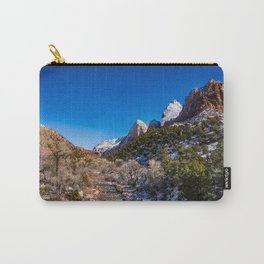 Virgin_River 4767 - Canyon Junction, Zion Utah Carry-All Pouch
