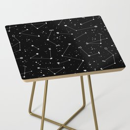 Constellations (Black) Side Table