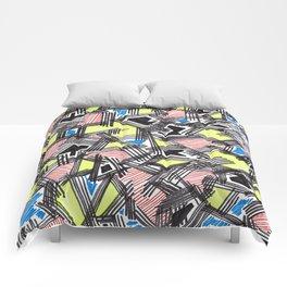 Crosswalk Craze Comforters