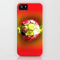 football  spain iPhone (5, 5s) Slim Case