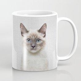 Cat - Colorful Coffee Mug