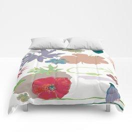 Walk Finds Comforters