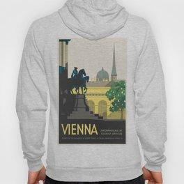 Vintage poster - Vienna Hoody