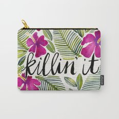 Killin' It – Tropical Pink Carry-All Pouch