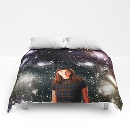 She Walked the Universe  Comforters