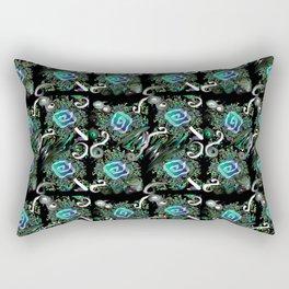 Wind 09 Rectangular Pillow