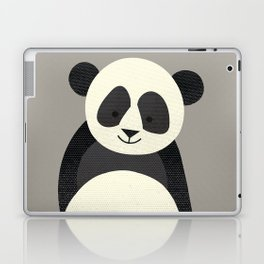 Whimsy Giant Panda Laptop & iPad Skin