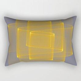Abstract #10 Rectangular Pillow