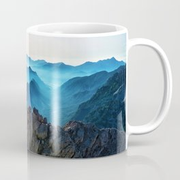 Mountains Breathe Too Coffee Mug