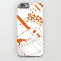 Orange Tech Slim Case iPhone 6s