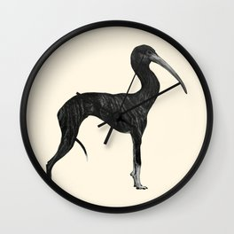 Animal mutants number 1 Wall Clock