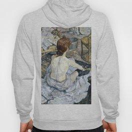 Henri De Toulouse Lautrec -  Rousse Hoody
