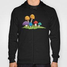 Mushrooms (Colors) Hoody