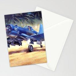 F4U Corsair Stationery Cards