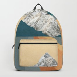 Rainbow me to the Mountains Backpack