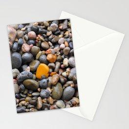 rocky shore Stationery Cards