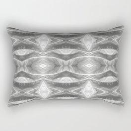 Black and White Allusion Rectangular Pillow