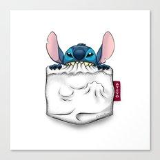imPortable Stitch... Canvas Print