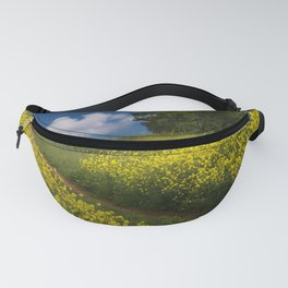 Mustard-covered Meadow Fanny Pack