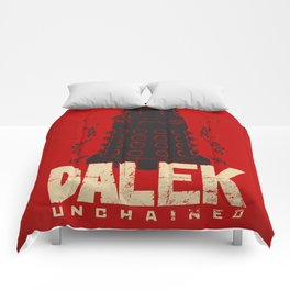 Dalek Unchained Comforters
